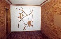 ремонт стен в Бийске