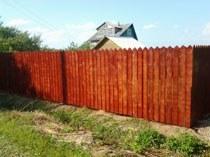 строить забор, ограждение город Бийск