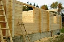 строительство домов из бревен Бийск
