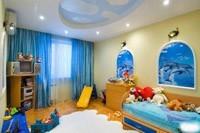 Отделка детской комнаты в Бийске