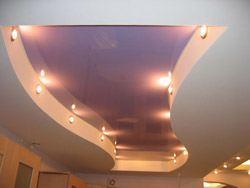 Ремонт и отделка потолков в Бийске. Натяжные потолки, пластиковые потолки, навесные потолки, потолки из гипсокартона монтаж